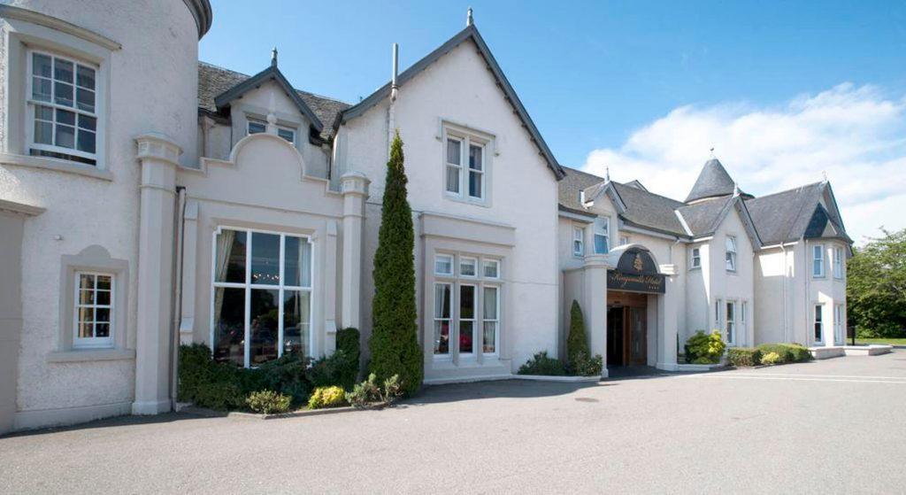 Kingsmills Hotel, Highlands