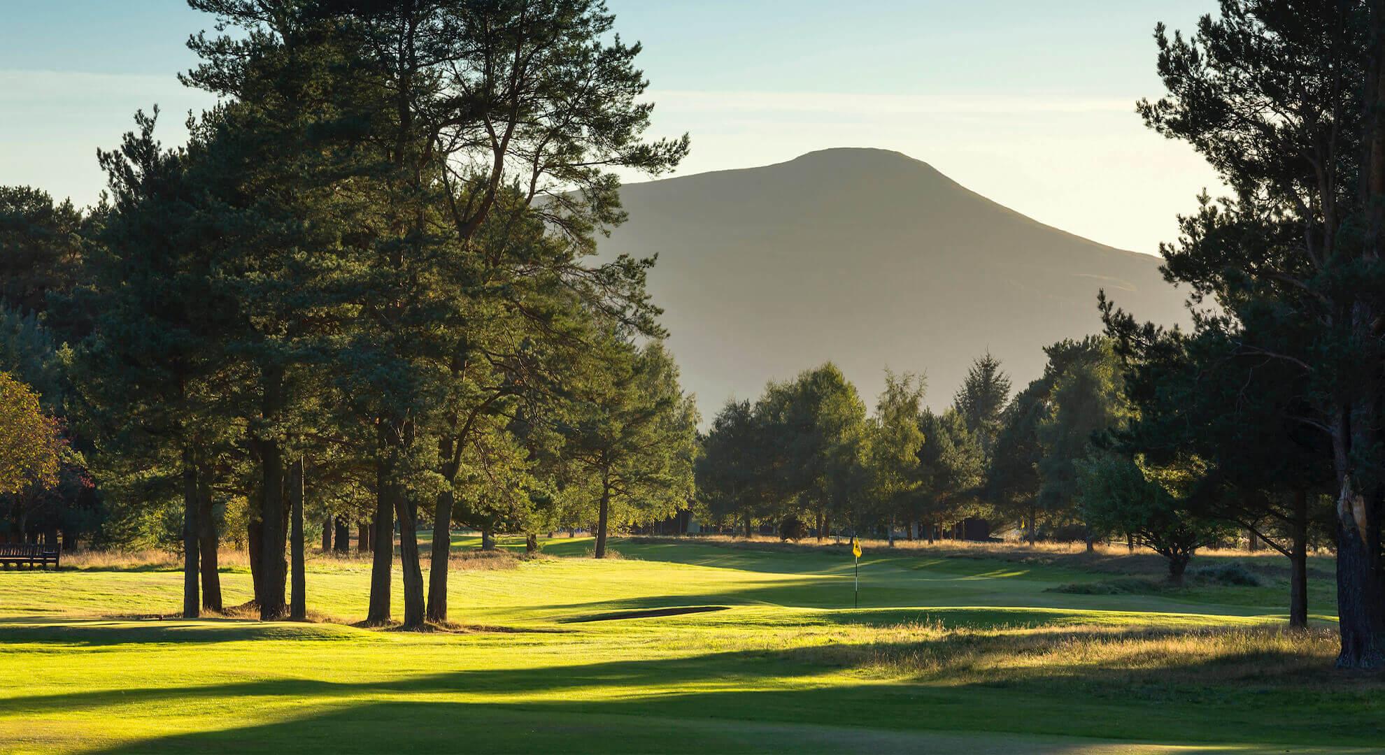Ladybank Golf Course, Fife