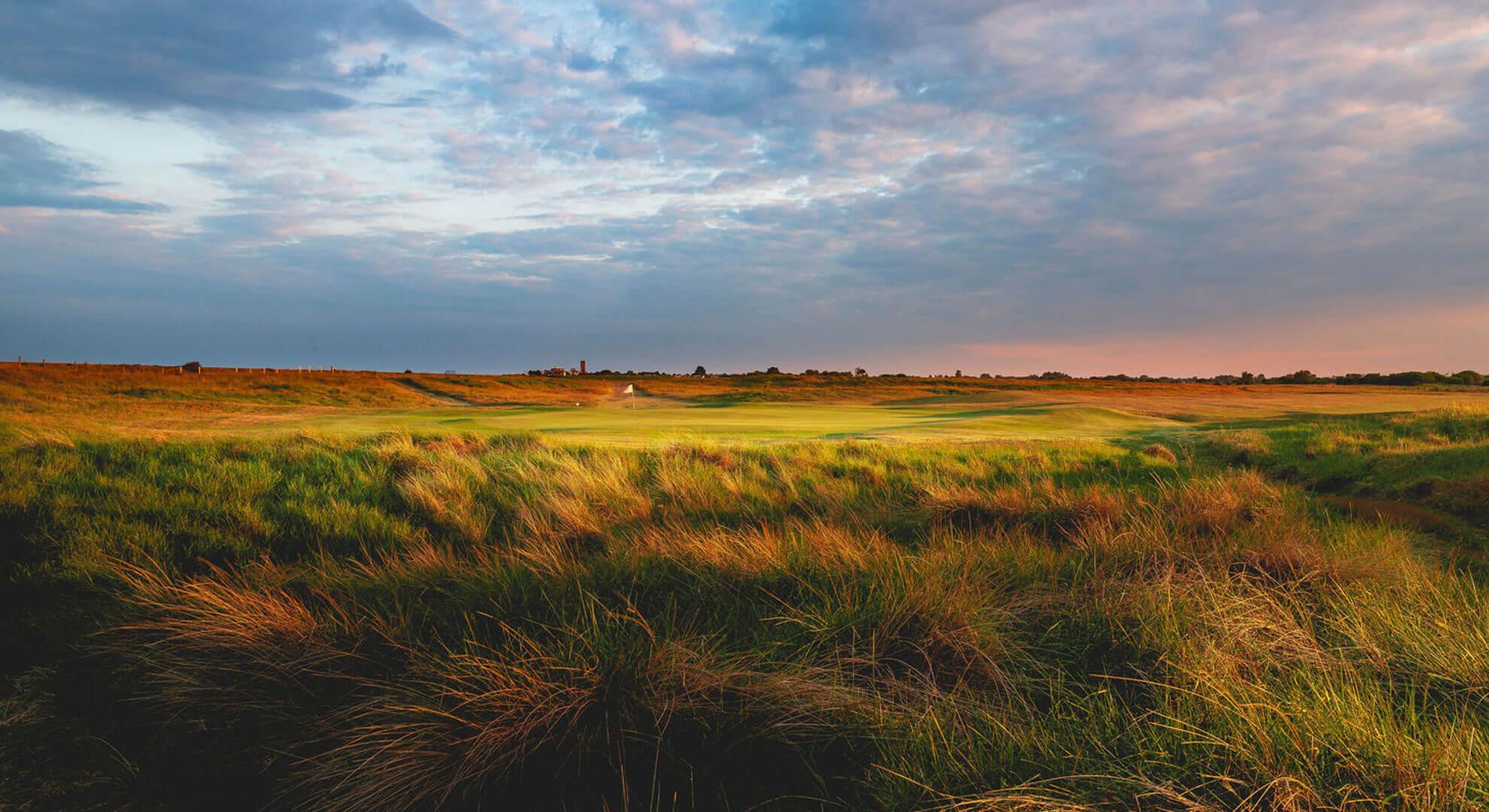 Littlestone Golf Course, South West England
