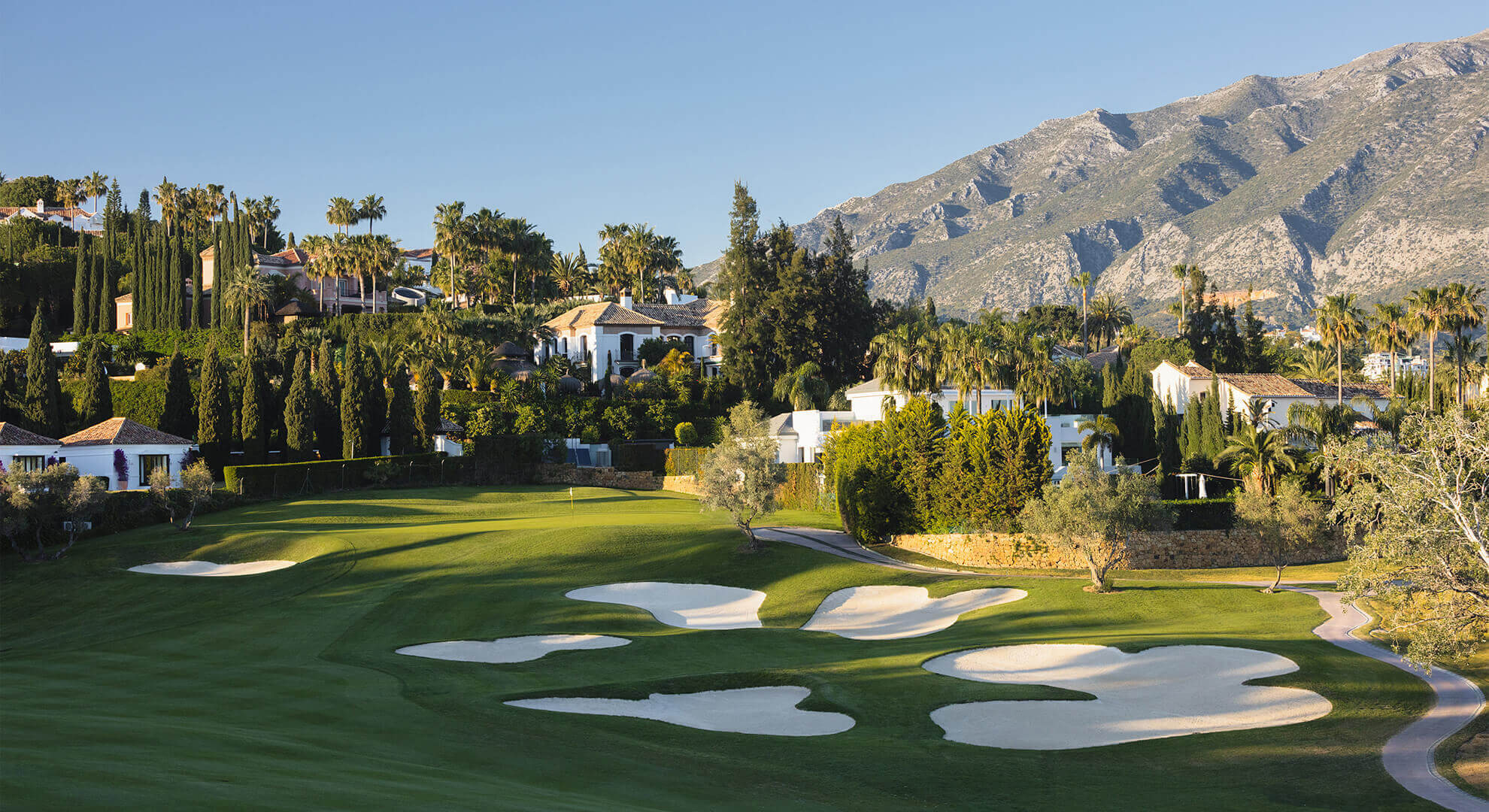 Los Naranjos Golf Course, Spain