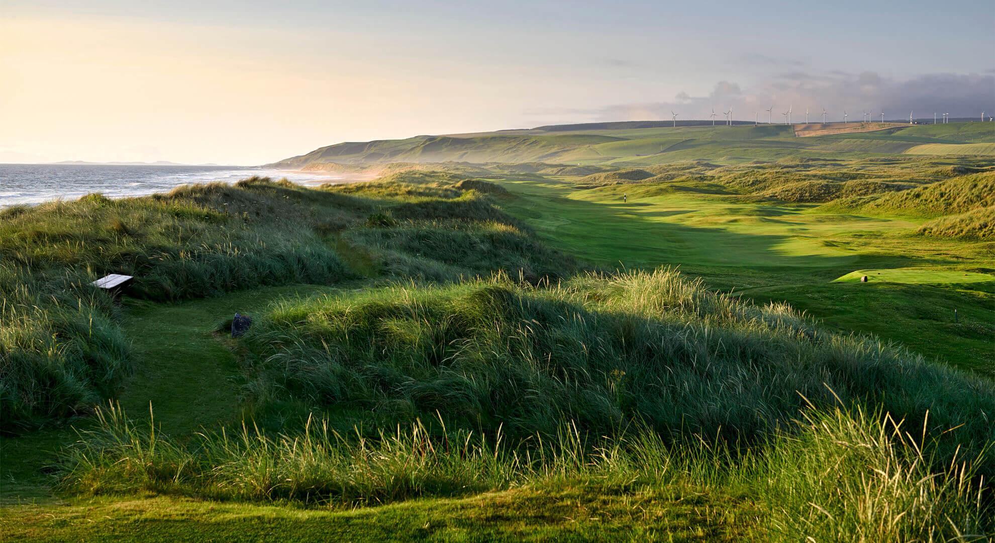 Machrihanish Dunes Golf Course, Ayrshire & Southwest