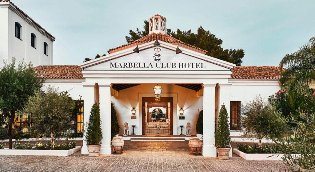 Marbella Club Hotel, Spain