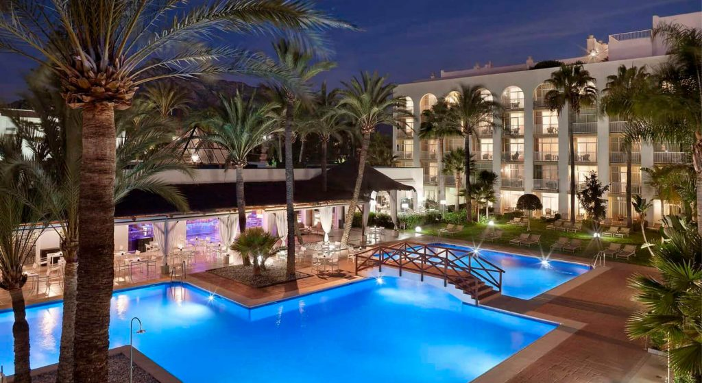 Melia Marella Banus Hotel , Spain