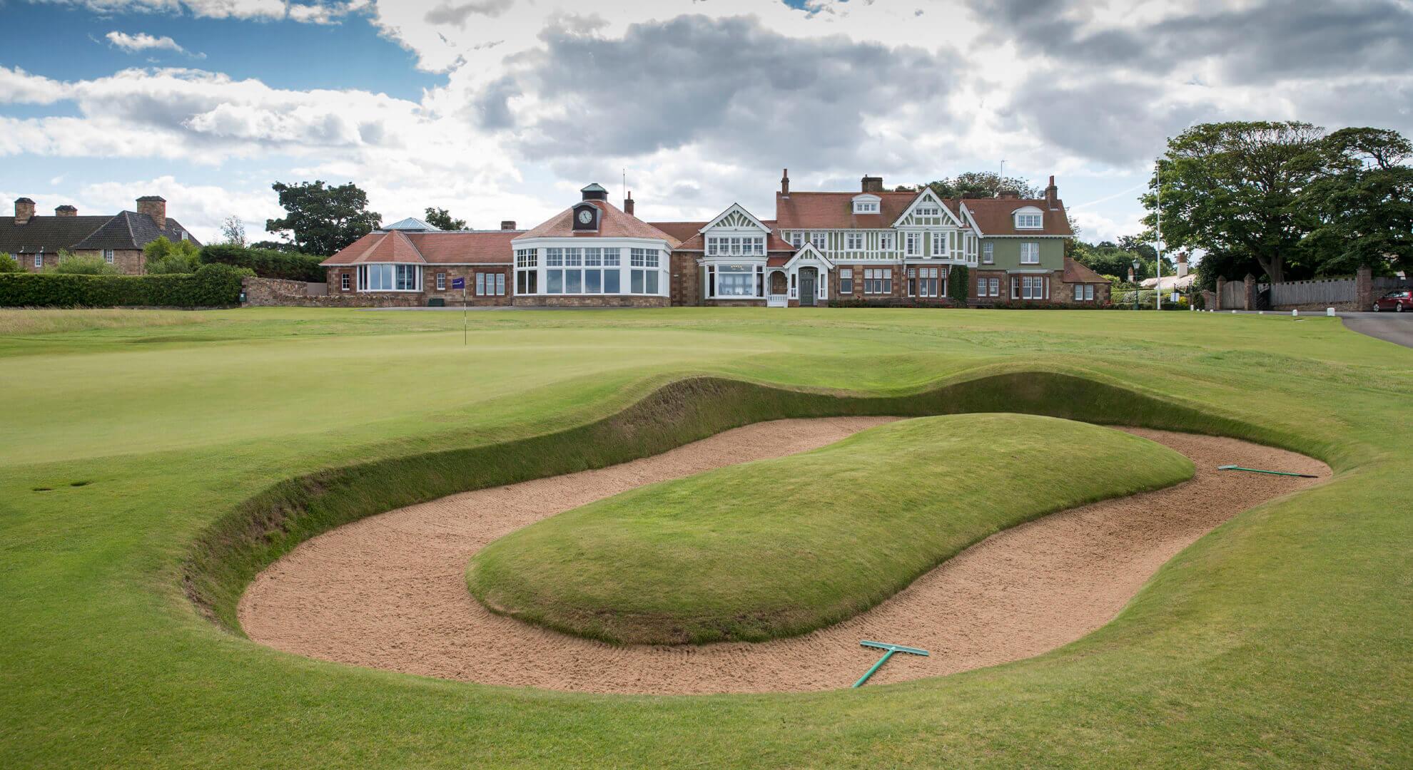 Muirhead Golf Course, East Lothian