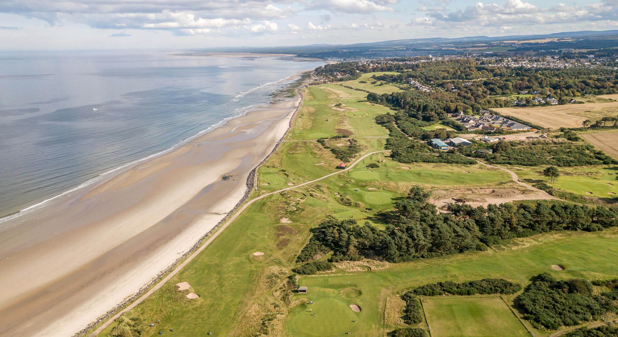 Nairn Golf Course, Highlands