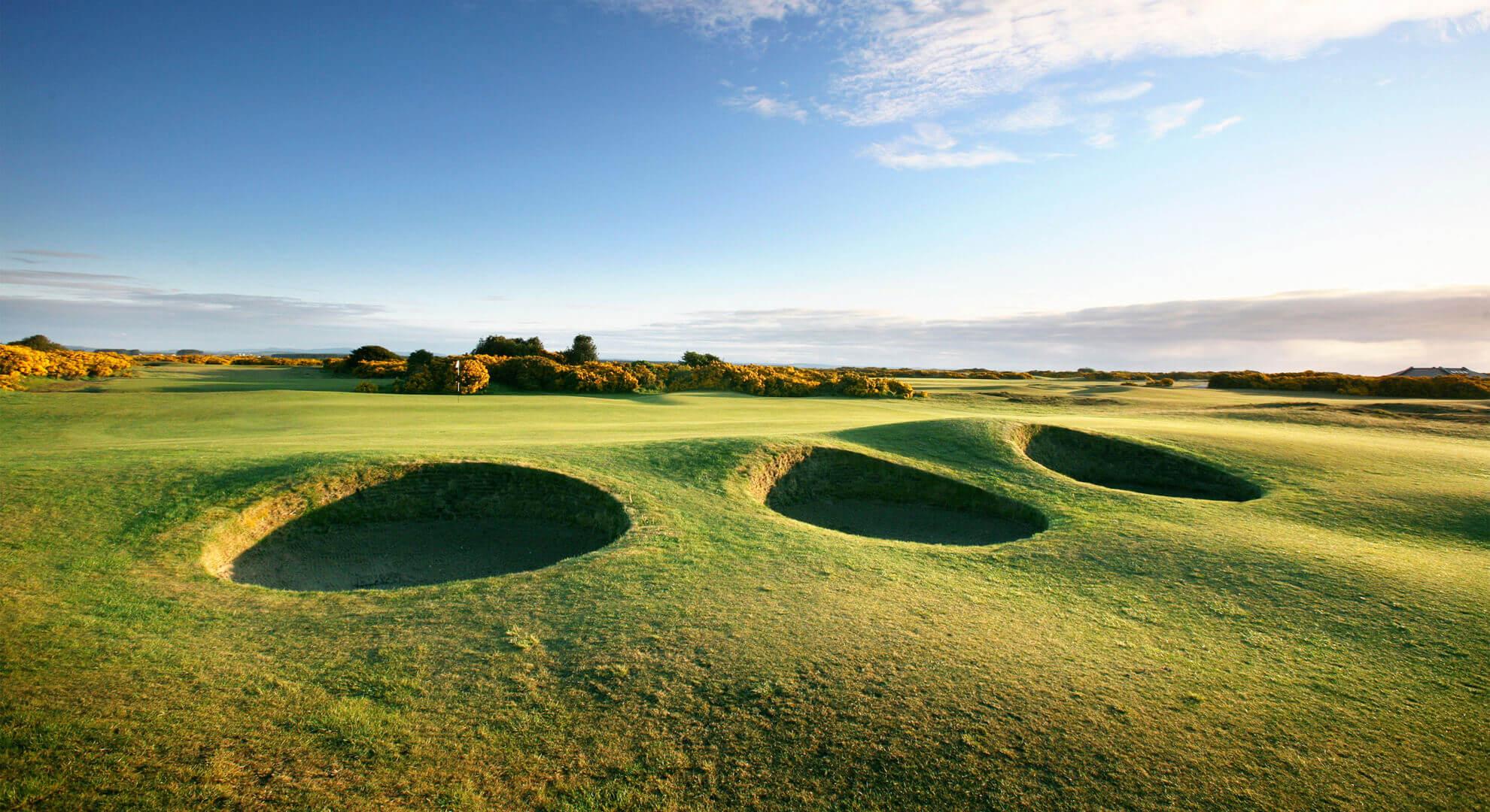 New Golf Course, Fife