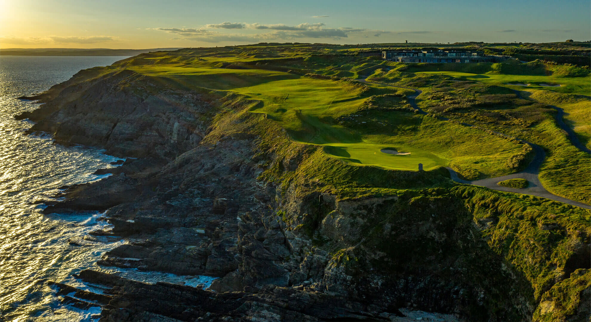 Old Head Golf Course, South West Ireland
