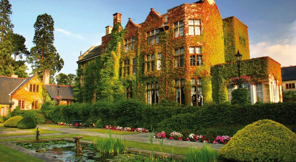 Pennyhill Park Hotel, South West England
