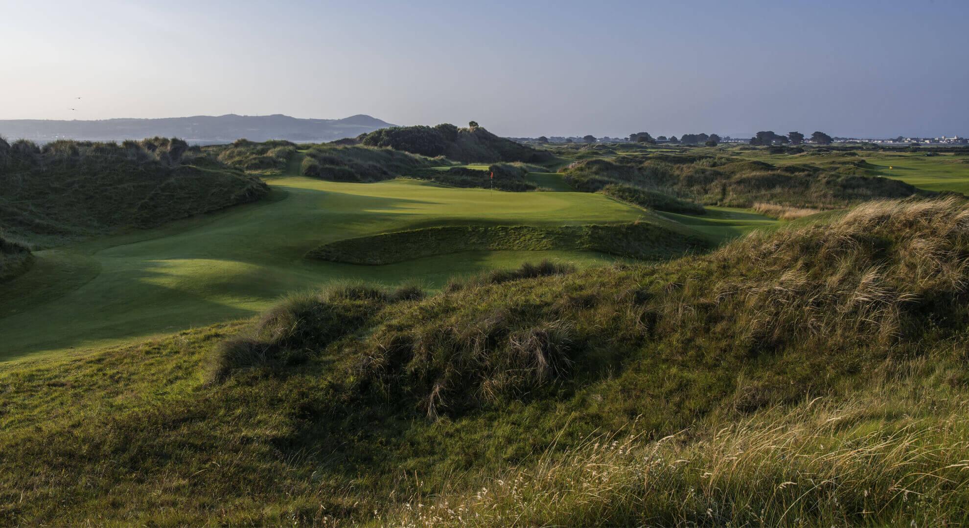 Portmarnock Links Golf Course, Dublin, Ireland