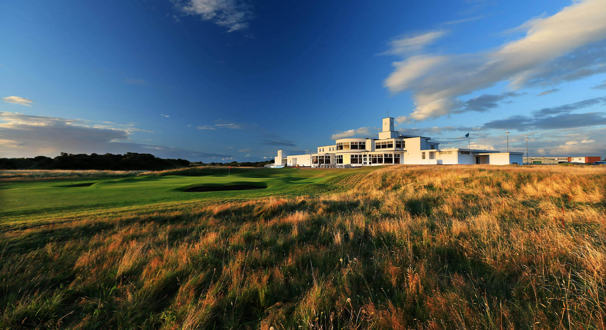 Royal Birkdale Golf Course, North West England