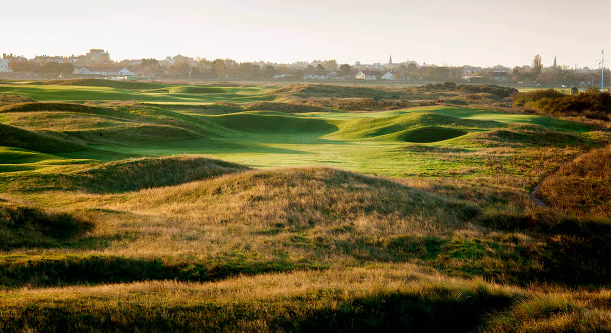 Royal Cinque Ports Golf Course, South West England