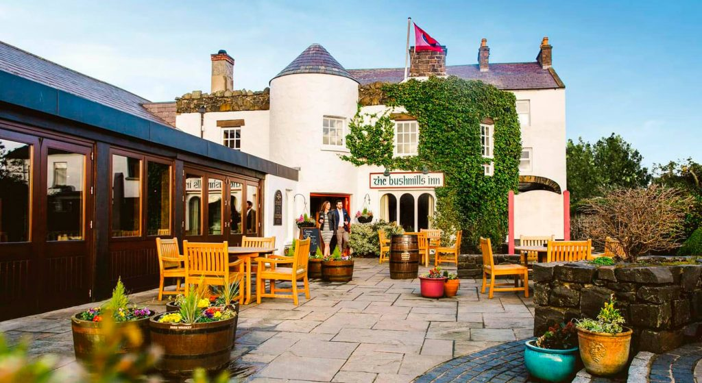 The Bushmills Inn Hotel, Northern Ireland