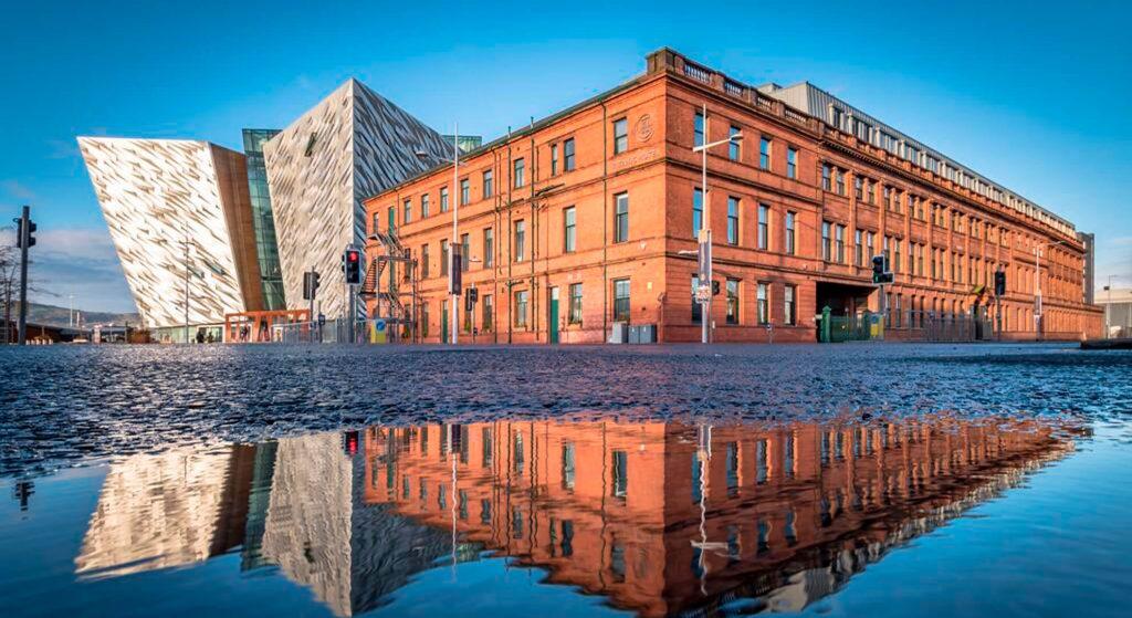 Titanic Hotel, Belfast, Northern Ireland