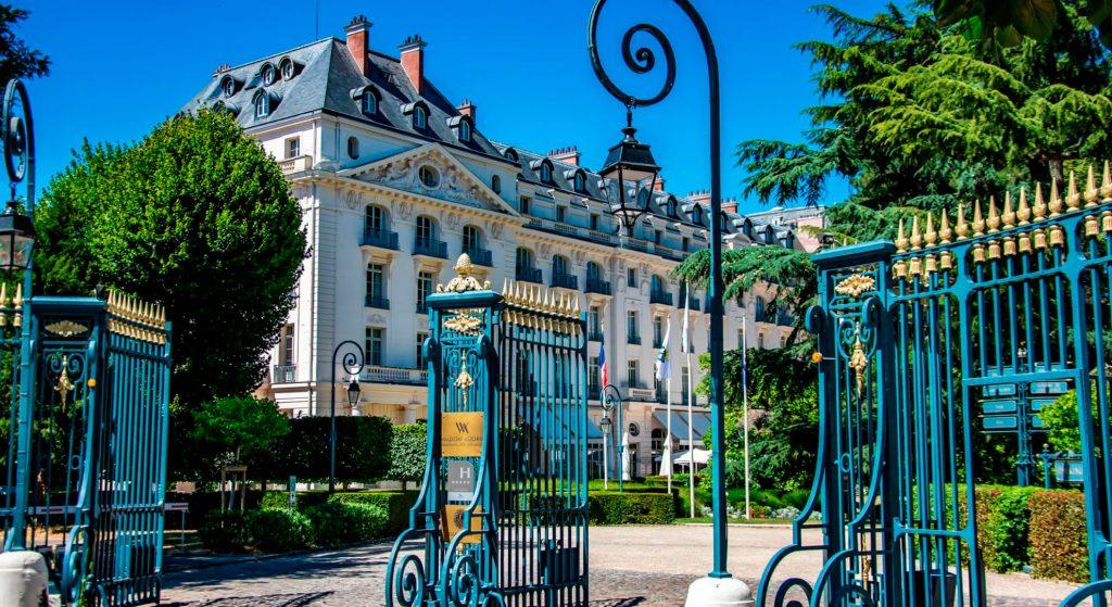 Waldorf Astoria Trianon Palace Versailles, paris, France