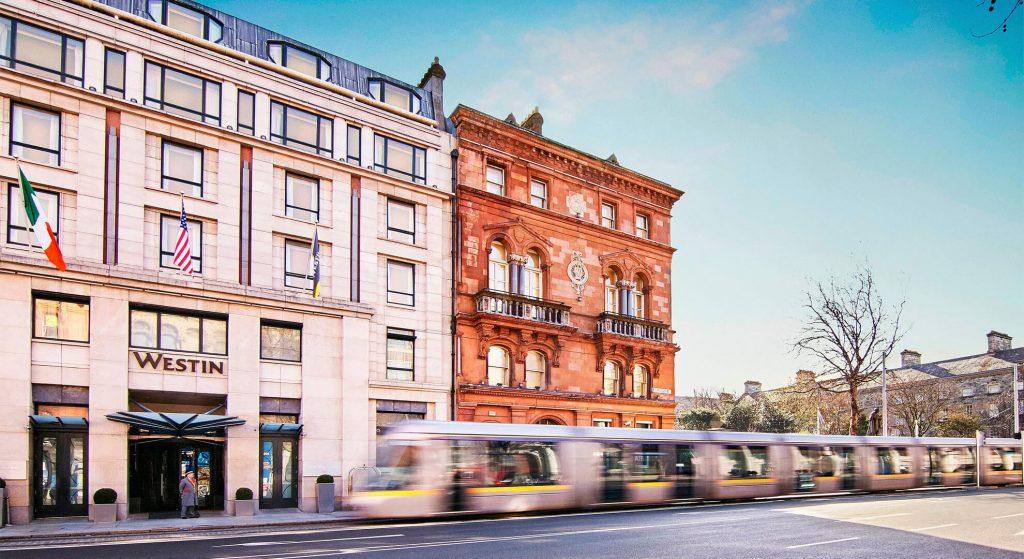 Westin Hotel, Dublin, Ireland