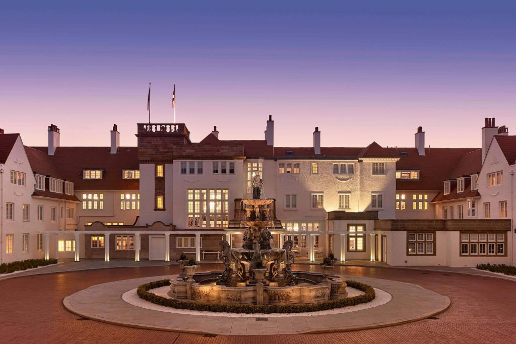 Trump Turnberry Hotel, Ayrshire & Southwest