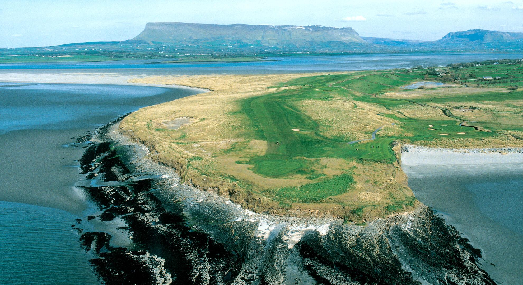 County Sligo Golf Course, North West Ireland