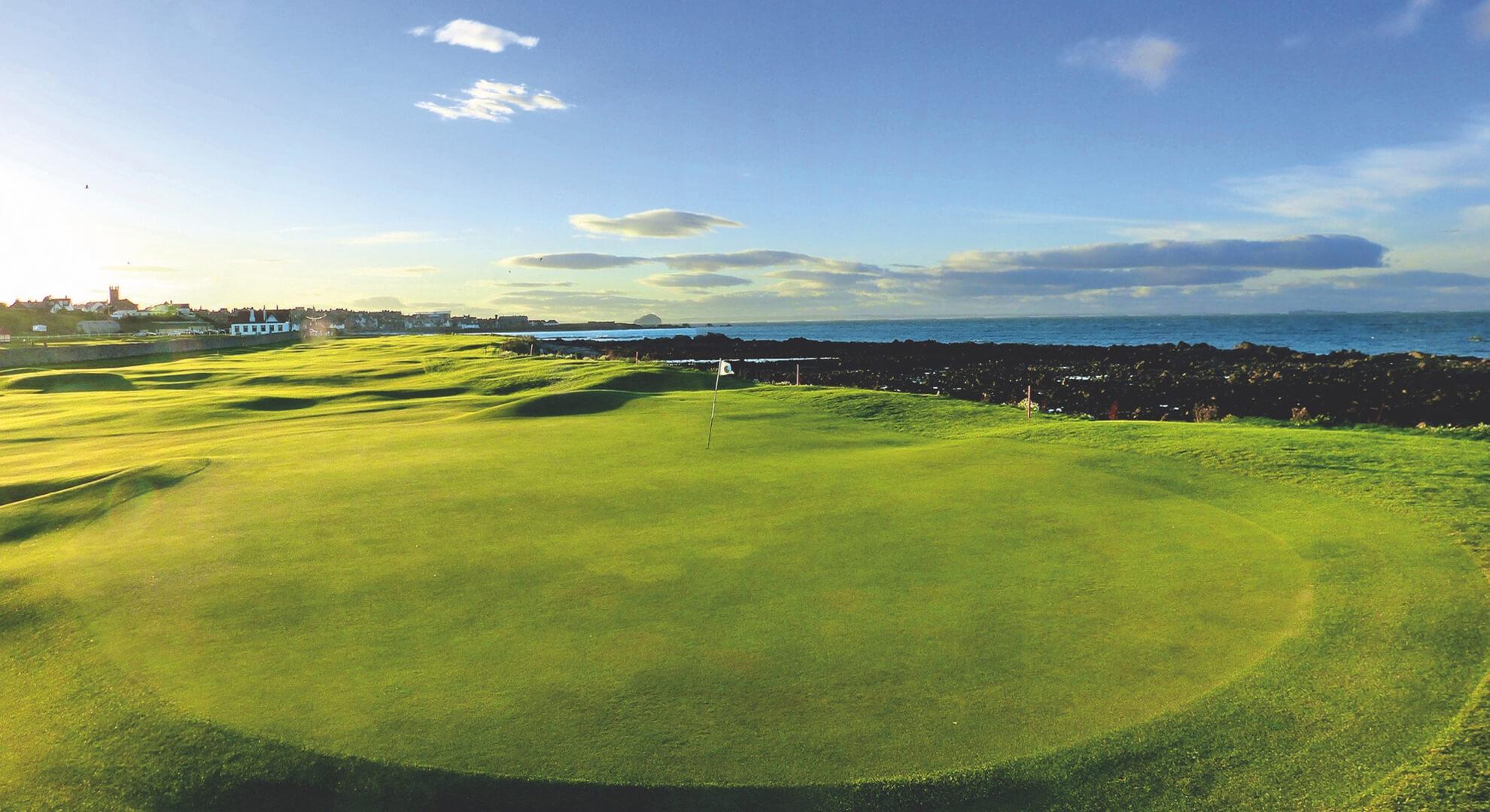 Dunbar Golf Course, East Lothian