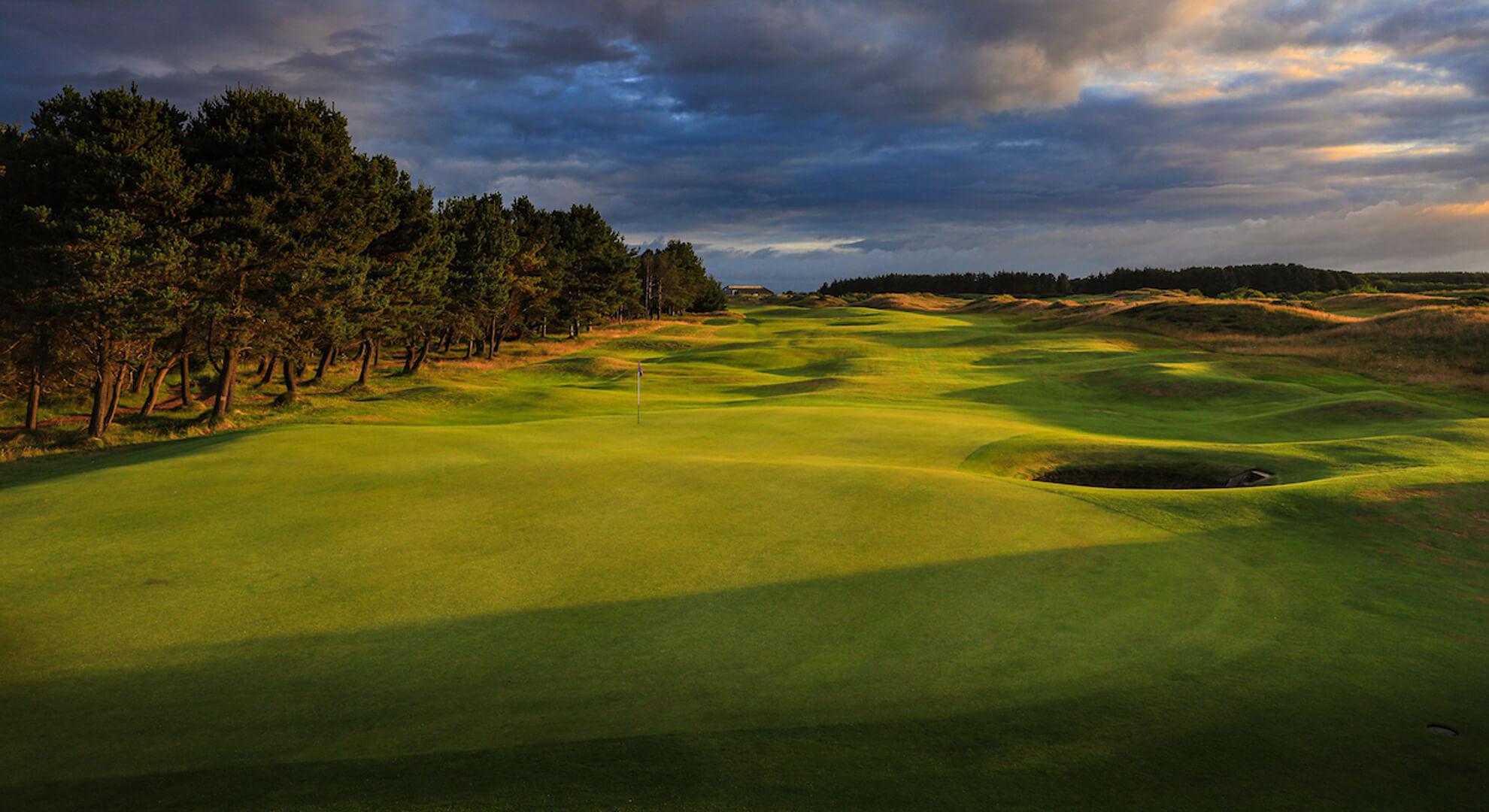 Dundonald Golf Course, Ayrshire and Southwest