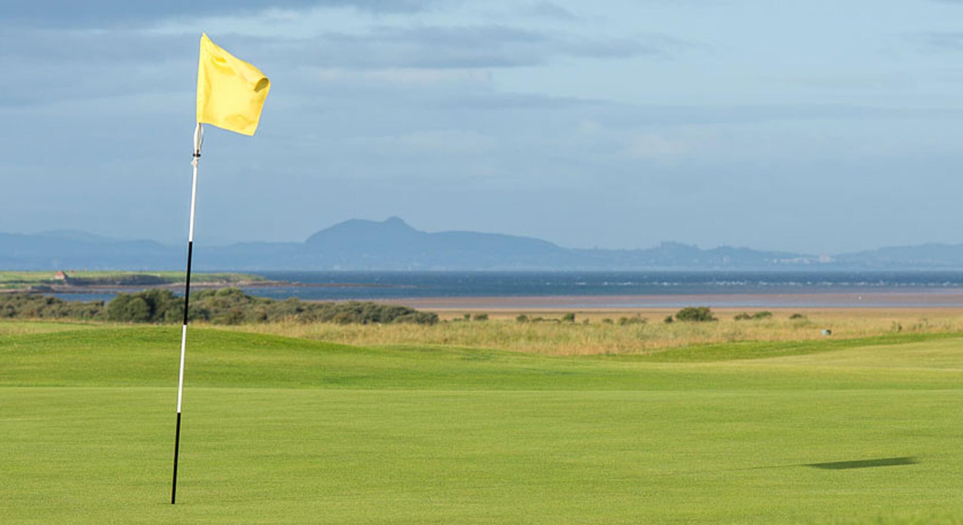 Luffness Golf Course, East Lothian