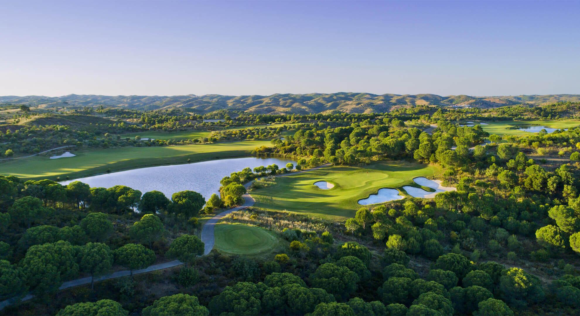 Monte Rei North Golf Course, Portugal