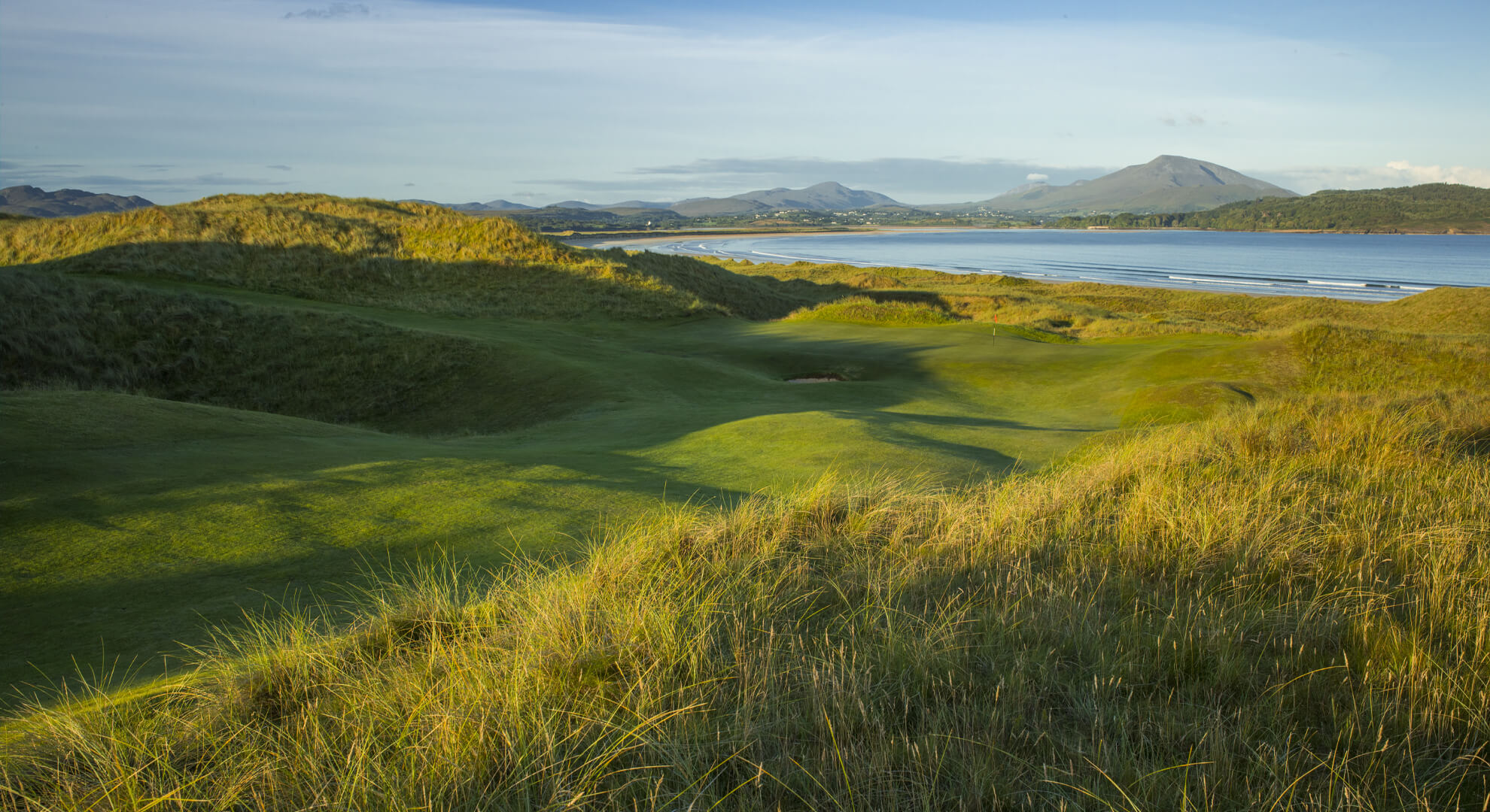 Rosapenna Old Tom Morris Golf Course, North West Ireland