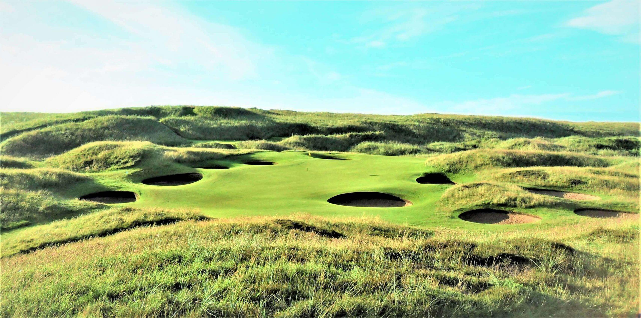 Royal Aberdeen Golf Course, Aberdeen, Scotland